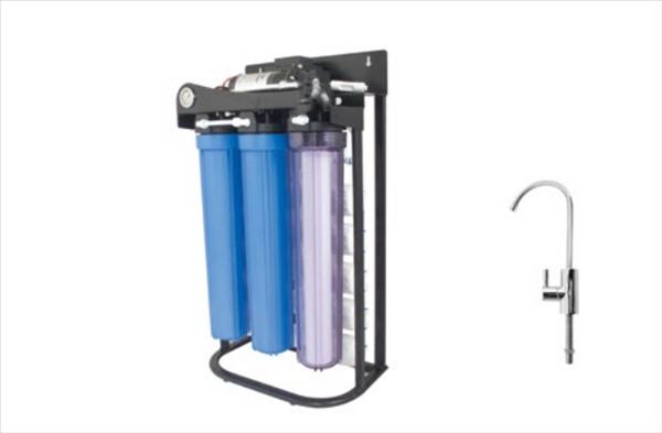 400/500 GPD Büyük Kapasiteli Su Arıtma Sistemi