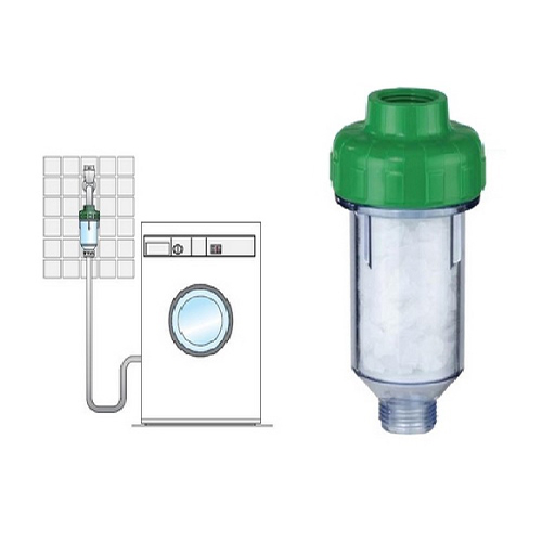 Çamaşır ve Bulaşık Makineleri İçin Kireç Önleyici Filtre