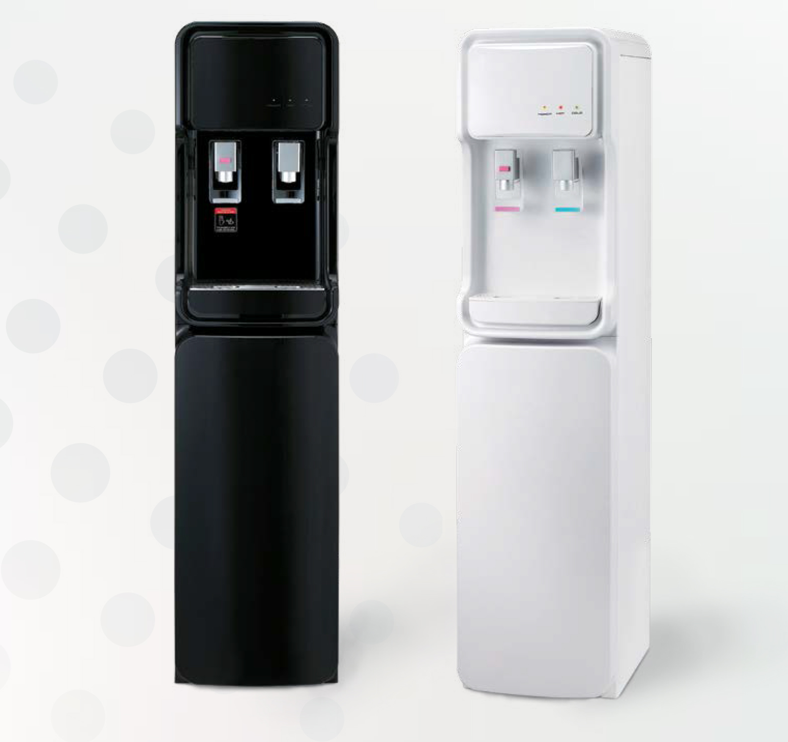 Cooled & Heated Water Dispenser