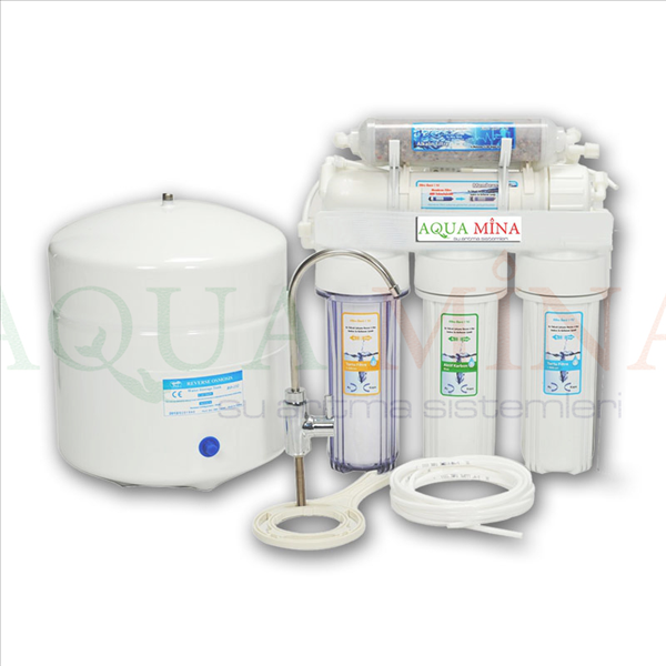 Under Counter Open System Water Purifier - 12 Liters